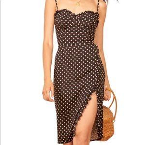Reformation Posie Dress - Size 12